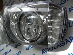Тюнинг LED Фары передние Suzuki Jimny Линзовая
