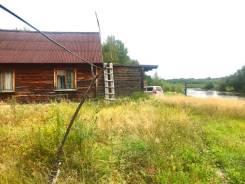 Продам дом на берегу р. Гур в р-не с. Вознесенское. Хабаровский кр-й, р-он Амурский, 5,03км от с. Вознесенское, р-н с.Вознесенское, площадь дома 88,0...