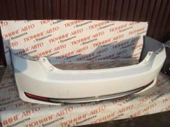 Бампер задний Honda Accord CR6 LFA 2014 белый nh788p
