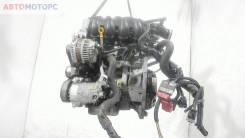 Двигатель Nissan Qashqai, 2006-2013, 1.6 л, бензин (HR16DE)