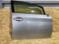 Дверь передняя правая Toyota Prius ZVW30(покраски не требует)цвет 1F7