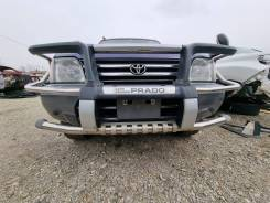 Бампер передний на Toyota Land Cruiser Prado 95 1997 год