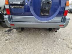 Бампер задний Toyota Land Cruiser Prado 95