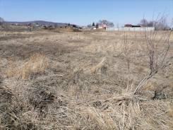 Продаётся земельный участок в с. Борисовка. 1 182кв.м., собственность, электричество. Фото участка