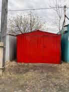 Гаражи металлические. улица Гамарника 37а, р-н Новое ленина, 20,0кв.м., электричество