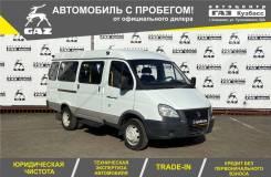 ГАЗ ГАЗель. ГАЗ-322125 (микроавтобус), 13 мест, В кредит, лизинг