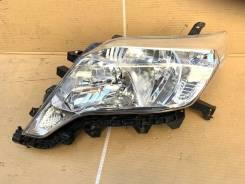Фара левая Toyota Land Cruiser Prado LED Япония Оригинал
