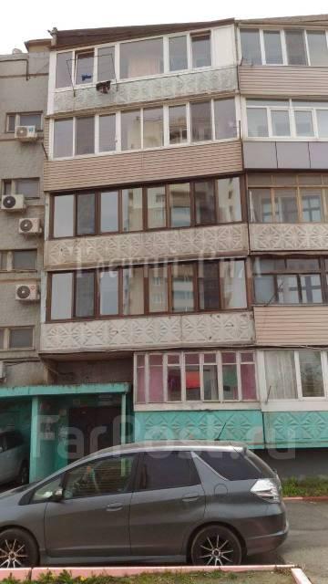2-комнатная, улица Рабочая 1-я 35. 101км, агентство, 54,9кв.м. Дом снаружи