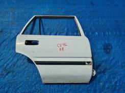 Дверь задняя правая Toyota Corolla CE96 1C