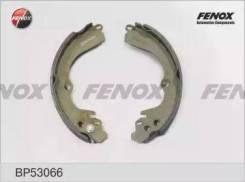 Колодки тормозные барабанные   зад прав/лев   Fenox BP53066 BP53066