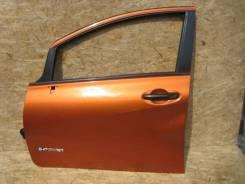Дверь передняя левая Nissan Note Hybrid HE12 2017г