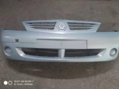 Бампер Renault Logan 05-10 г. в. опал F98. новый