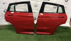 Двери задние Bmw x4 g02