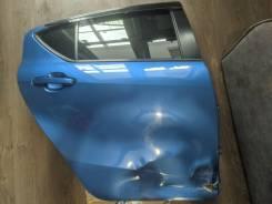 Дверь боковая, правая, Toyota AQUA 2015г. После ДТП