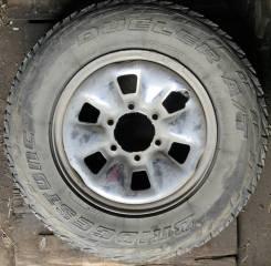 Колеса на Хайс 225/70R15 6*139,7