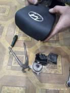 Подушка безопасности руля Hyundai Solaris RB, G4FC