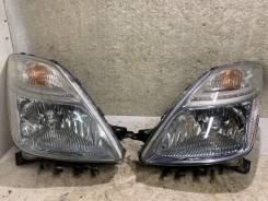 Фары пара Toyota Prius W20 ксенон оригинал, диодные ДХО
