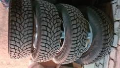 Колеса диски + шины Dunlop зимние 215/70 R16