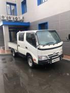 Toyota ToyoAce. Продам двухкабинный грузовик Toyota Toyoace, 3 000куб. см., 1 500кг., 4x4