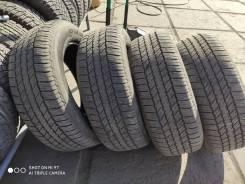 Bridgestone Dueler H/T 684II. всесезонные, 2017 год, б/у, износ 20%