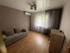 1-комнатная, улица Пирогова 54а. Первый участок, частное лицо, 25,0кв.м. Комната