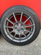 Продам колеса Dunlop SP Sport LM704 205/50R16 диски OZ MSW 5x100 R16