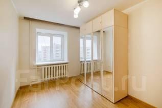 3-комнатная, улица Бондаря 9а. Краснофлотский, агентство, 58,0кв.м.