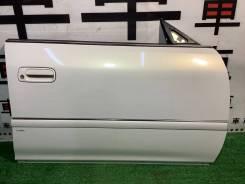 Дверь передняя правая Toyota Mark2 100 цвет 057 #Z