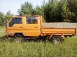 Toyota Hiace. Обменяю грузовик 4WD., 2 500куб. см., 1 000кг., 4x4