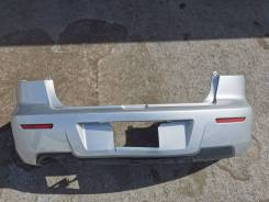 Бампер задний седан рестайл Mazda Axela BK5P 69 т. км цвет 22v
