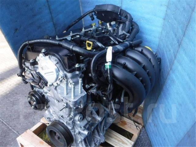 Двигатель Mazda CX-5 2.0L Pevps