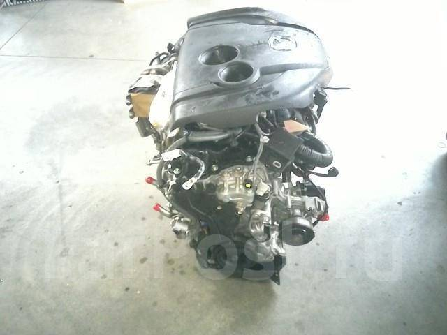 Двигатель Mazda CX-8 2.2L SH Diesel