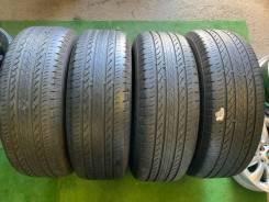 Bridgestone Dueler H/L. летние, 2017 год, б/у, износ 20%