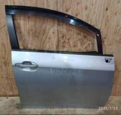 Дверь передняя правая Toyota Ractis NSP120