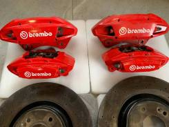Тормозные суппорта Brembo SantaFe DM (12-19) / Sorento XM (09-21) 581302w000