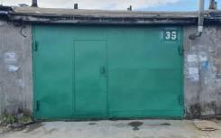 Гаражи кооперативные. улица Дальневосточная 25, р-н Северо-Восток, 69,0кв.м., электричество, подвал. Вид снаружи