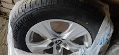 Новые колеса Toyota Rav 4 XA50 225/65/17