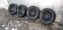Зимние колеса Michelin 195/65R15