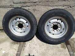 Продам колеса Maxtrek SU-800 LT215/75R15 6 P. R. 100/97S