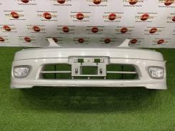 Передний бампер с губой Т-Corolla Spacio AeroTourer Рестаил