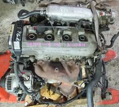 Двс 4S-FE Toyota Vista SV40 (kaтyшeчный). Пробег 59т. км. [4S-1417678]