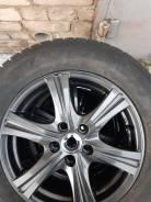 Комплект колёс на литье 195/65/R 15 5x100
