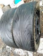 """Пара колёс на дисках 5x114,3-""""Honda"""";215/55R16. На докатку."""