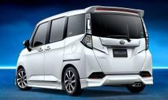 Накладка на порог. Daihatsu Thor, M900S, M910S Toyota Tank, M900A, M910A Toyota Roomy, M900A, M910A 1KRFE, 1KRVET. Под заказ