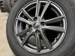 Weds NV R15 4*100 5.5j et42 + 195/65R15 Bridgestone Nextry ecopia 2019