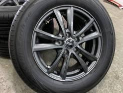Weds nirvana NV R15 5*100 6j et43 + 195/65R15 Bridgestone Nextry ecopi