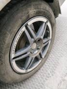 Комплект колес R15 (4*100 и 4*114,3). Резина 195*60*R15