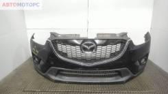 Бампер передний Mazda CX-5 2012-2017 2013 (Джип (5-дверный
