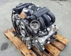 Контрактный Двигатель Porsche, проверен на ЕвроСтенде в Новосибирске.