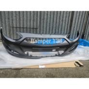 Бампер передний на Hyundai Solaris 11-14 г